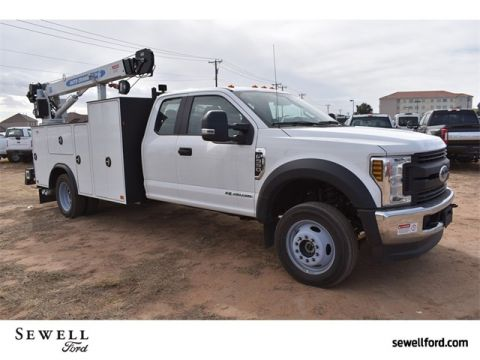 2019 Ford F-550SD XL