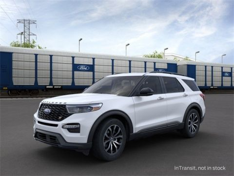 New 2020 Ford Explorer ST AWD 4D Sport Utility
