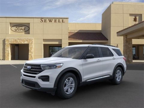 New 2020 Ford Explorer XLT RWD 4D Sport Utility