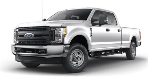New 2019 Ford F-250SD XL 4WD 4D Crew Cab