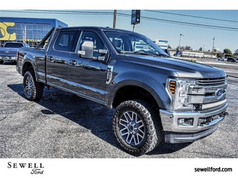 2018 Ford F-250SD Lariat