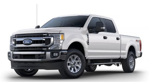 New 2020 Ford F-250SD XLT 4WD 4D Crew Cab
