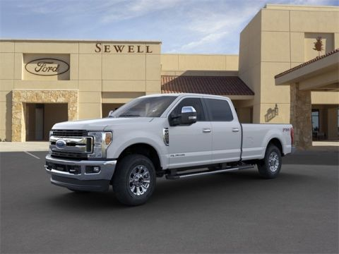 New 2019 Ford F-250SD XLT 4WD 4D Crew Cab
