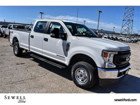 New 2020 Ford F-250SD XL 4WD 4D Crew Cab