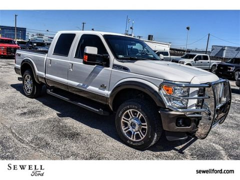 2015 Ford F-250SD King Ranch