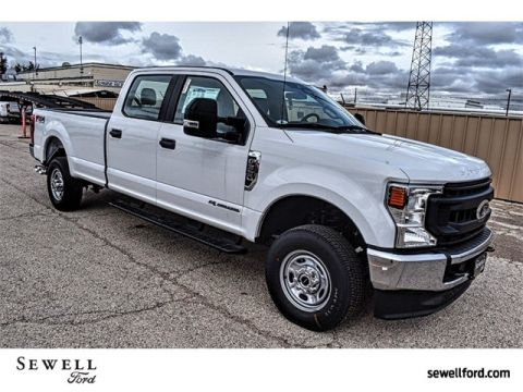 New 2020 Ford F-350SD XL 4WD 4D Crew Cab