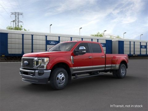 2020 Ford F-350SD King Ranch