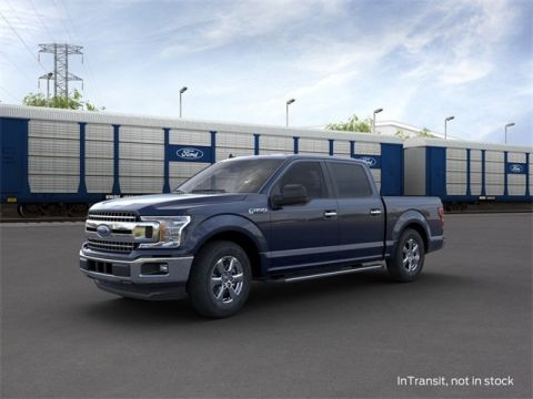 New 2020 Ford F-150 XLT RWD 4D SuperCrew