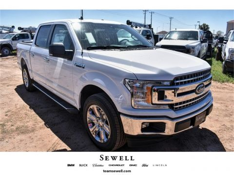 New 2019 Ford F-150 XLT 4WD Super Cab