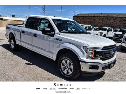 New 2019 Ford F-150 XL 4WD 4D SuperCrew