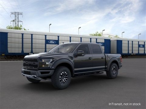 New 2020 Ford F-150 Raptor 4WD 4D SuperCrew