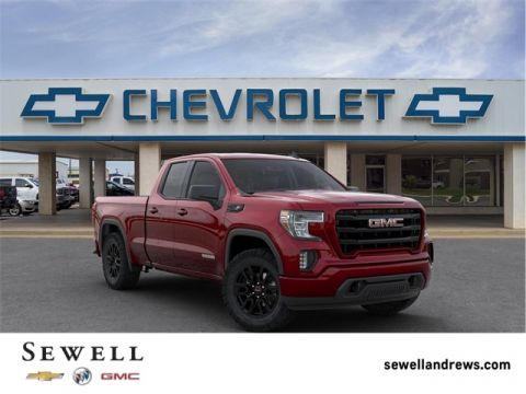 2020 GMC Sierra 1500 Elevation