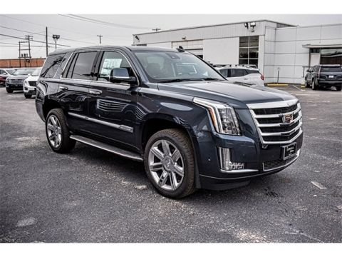 New 2020 Cadillac Escalade Luxury RWD 4D Sport Utility