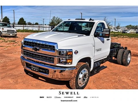 2020 Chevrolet Silverado 5500HD Work Truck