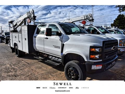 2019 Chevrolet Silverado 5500HD Work Truck
