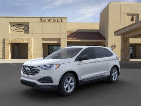 New 2020 Ford Edge SE FWD 4D Sport Utility