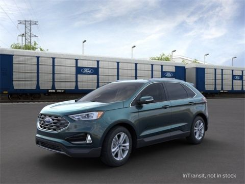 New 2020 Ford Edge SEL FWD 4D Sport Utility