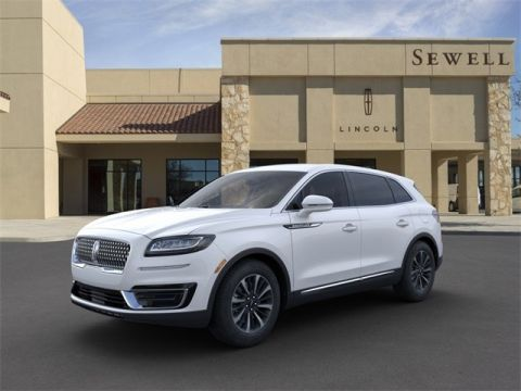 New 2020 Lincoln Nautilus Standard FWD 4D Sport Utility