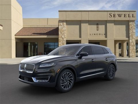 New 2020 Lincoln Nautilus Reserve FWD 4D Sport Utility