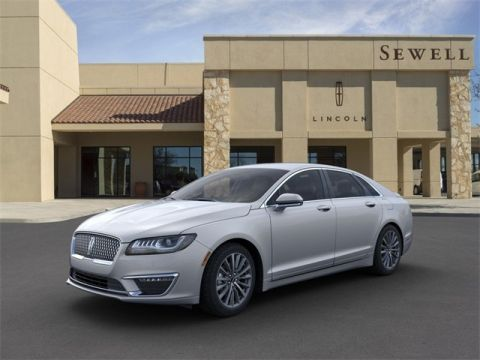 New 2020 Lincoln MKZ Standard FWD 4D Sedan