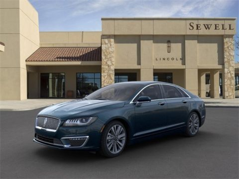 New 2020 Lincoln MKZ Reserve FWD 4D Sedan