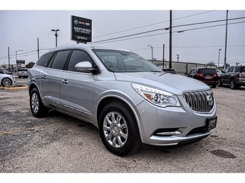 Pre-Owned 2015 Buick Enclave Premium Group FWD 4D Sport Utility