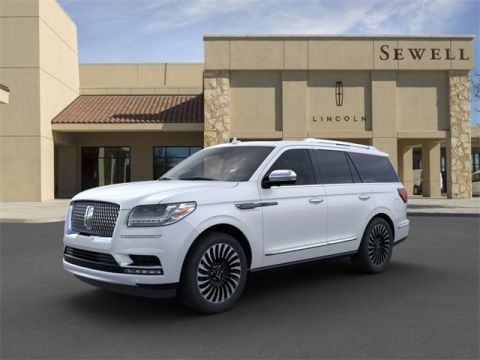 New 2020 Lincoln Navigator Black Label 4WD 4D Sport Utility