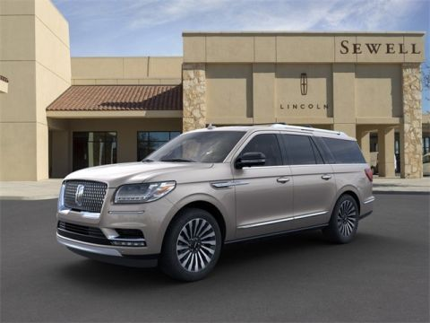 New 2020 Lincoln Navigator L Reserve 4WD 4D Sport Utility